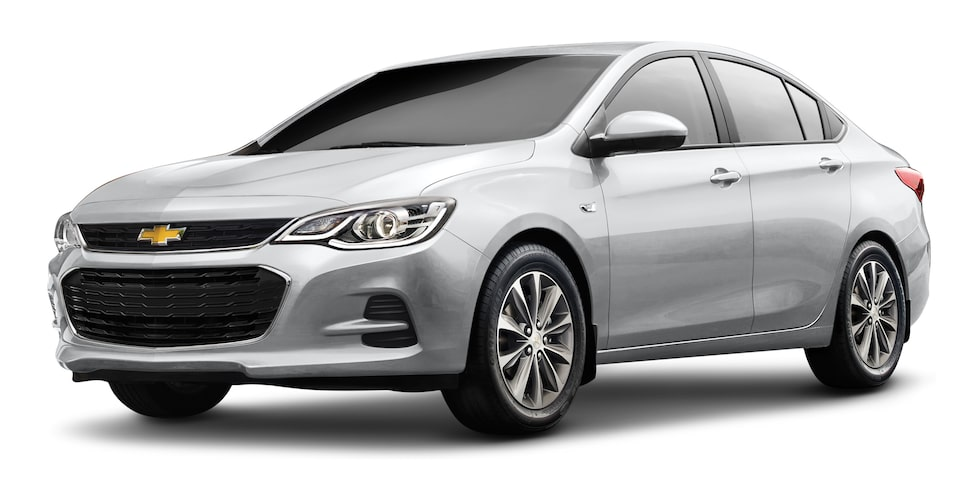 Chevrolet Cavalier 2020 color blanco
